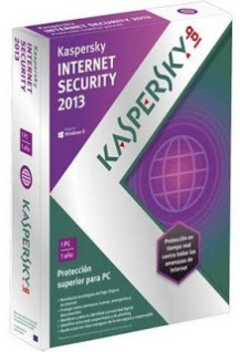 Kaspersky Internet Security 2013 with key