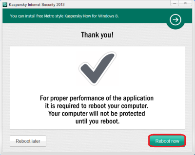 Kaspersky Internet Security 2013 Setup3